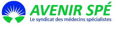 Communiqué de presse d'Avenir-Spé: Le dépeçage de la médecine libérale s'organise de façon ministérielle